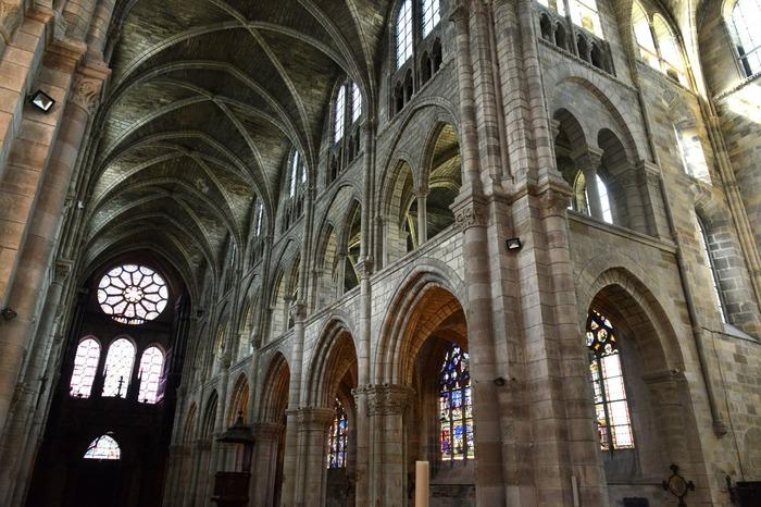 Journées du patrimoine 2018 - Collégiale Notre-Dame-en-Vaux