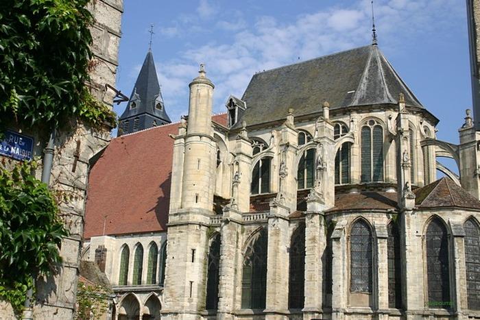Journées du patrimoine 2017 - Collégiale Saint Pierre