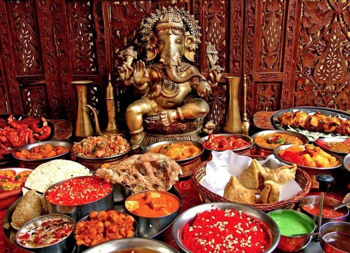 Colunch #8 – Svādiṣṭ khānā India