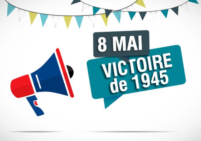 Commémoration victoire 1945