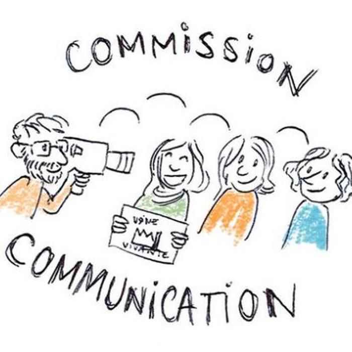 """Résultat de recherche d'images pour """"commission communication"""""""