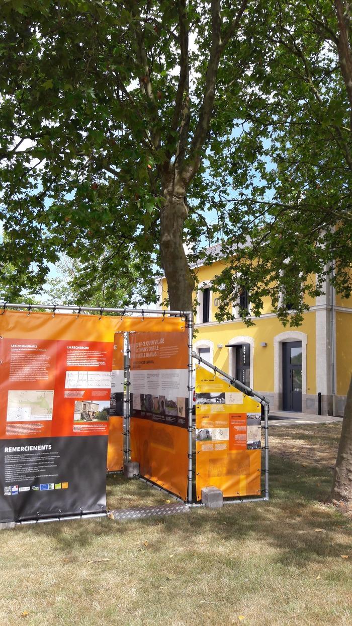 Journées du patrimoine 2018 - Communs : Air(e) de village