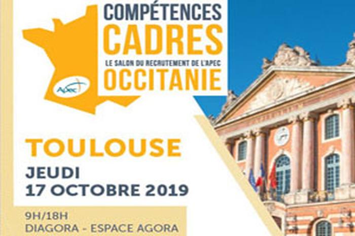 Compétences cadres : le salon de recrutement de l'APEC en Occitanie