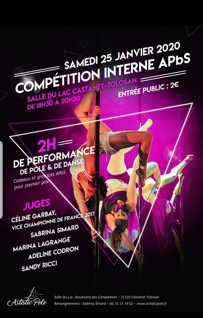 Compétition de pôle Danse
