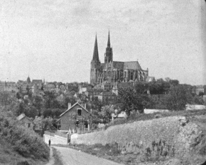 Journées du patrimoine 2018 - Mémoire filmée de Chartres