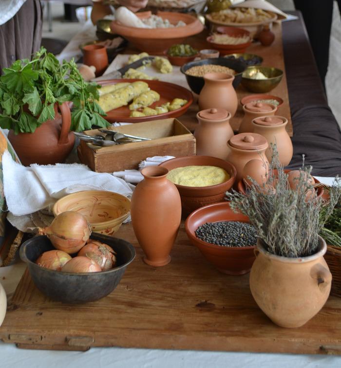 Journées du patrimoine 2018 - Le marché antique