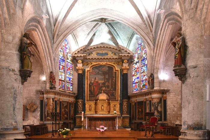 Journées du patrimoine 2018 - Concert à l'église Sainte-Savine