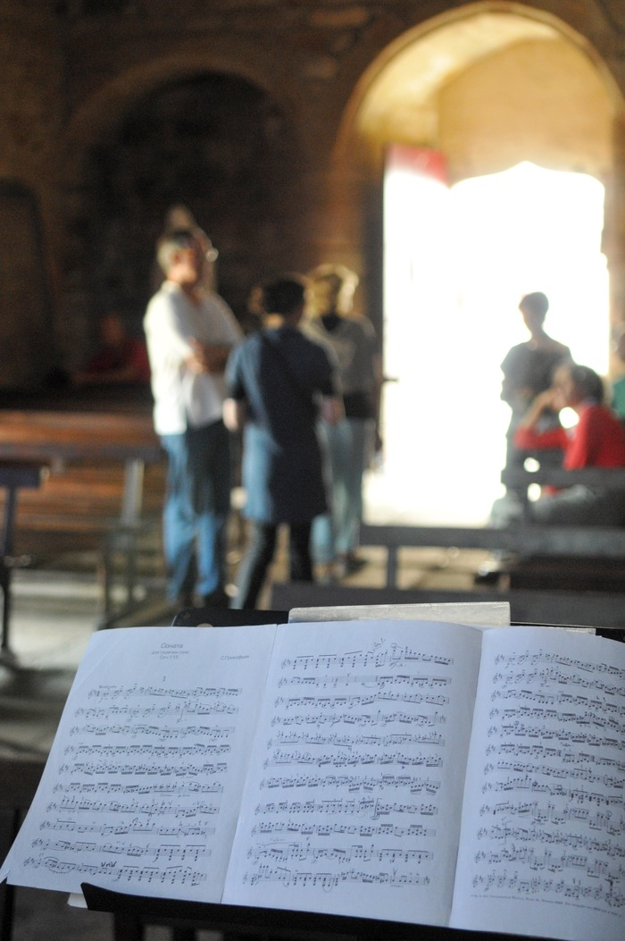 Journées du patrimoine 2018 - Concert à la Chapelle Saint-Christophe