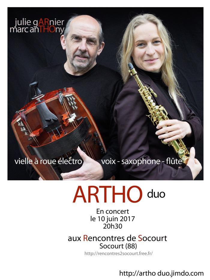 Concert Artho Duo
