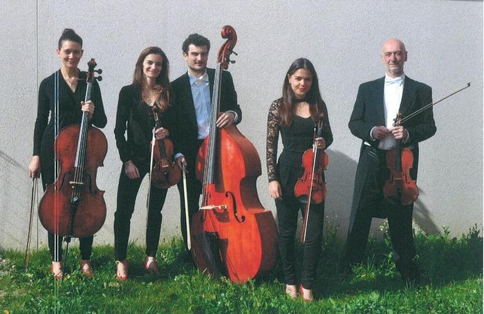Concert au Château d'ISSUS