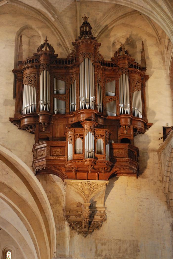 Journées du patrimoine 2018 - Concert au grand orgue