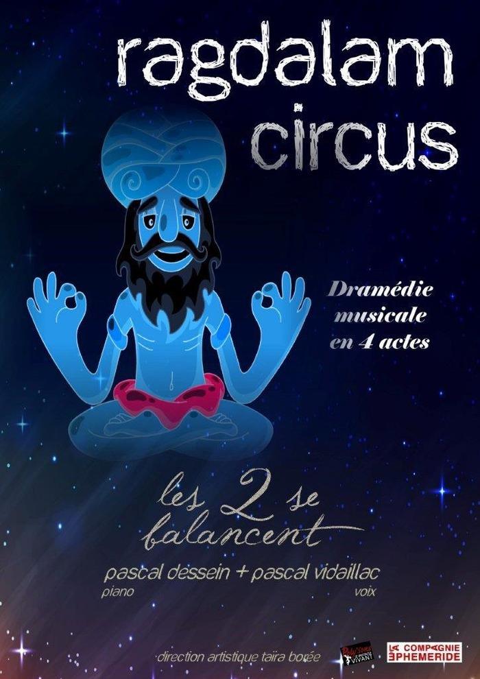 Journées du patrimoine 2018 - Concert avec Ragdalam Circus