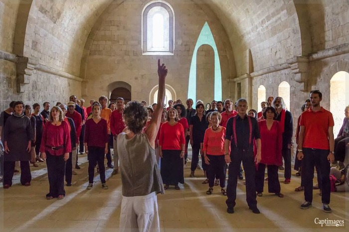 Journées du patrimoine 2018 - CONCERT « Bains de sons » par les chorales Chant du Voisin et Escale – performances vocales
