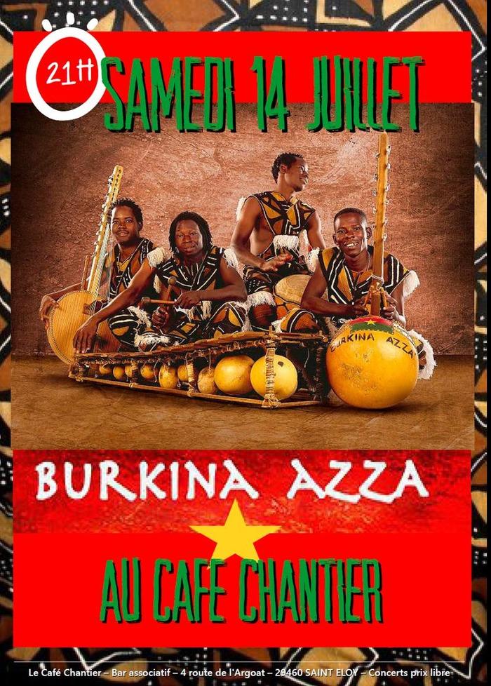 Concert Burkina Azza