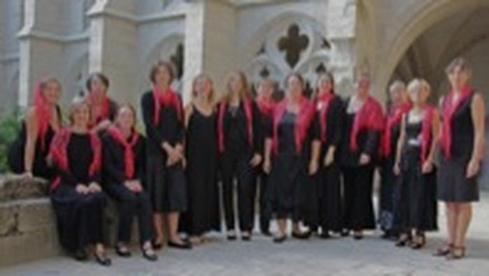 Journées du patrimoine 2017 - Concert choeur de femmes vocce umana