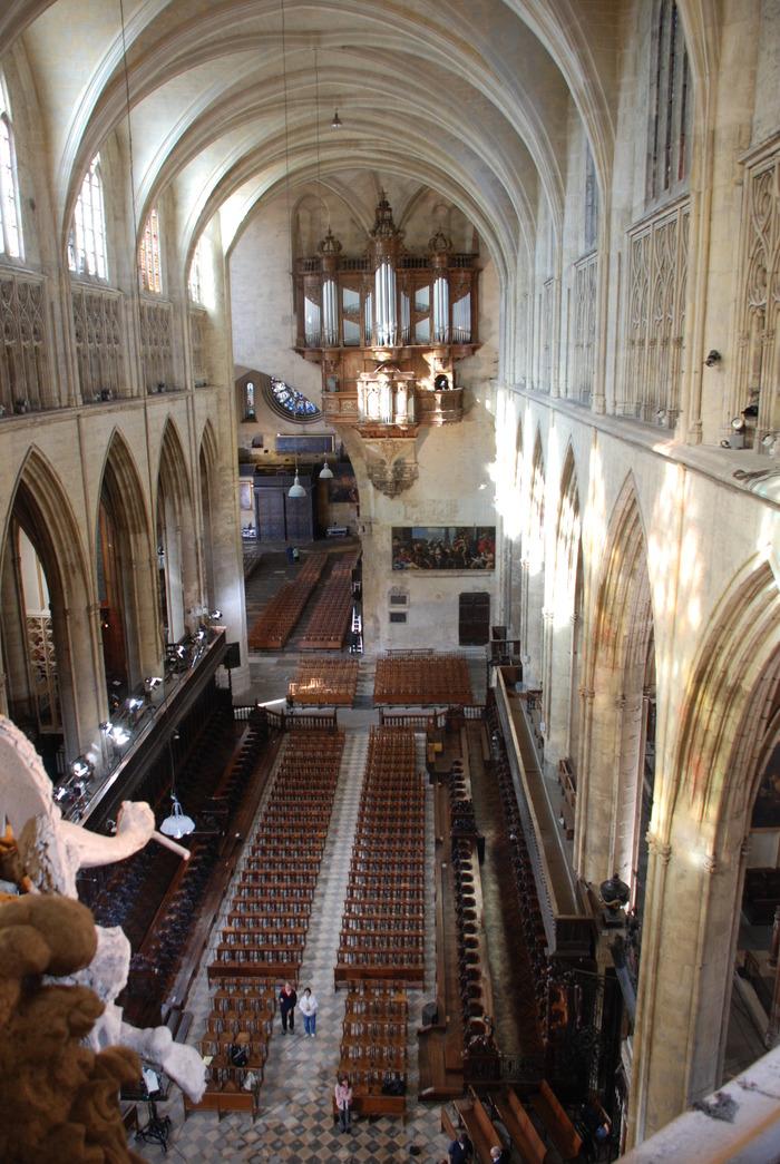 Journées du patrimoine 2018 - Concert - Choeur de la cathédrale et ensemble Concertanti