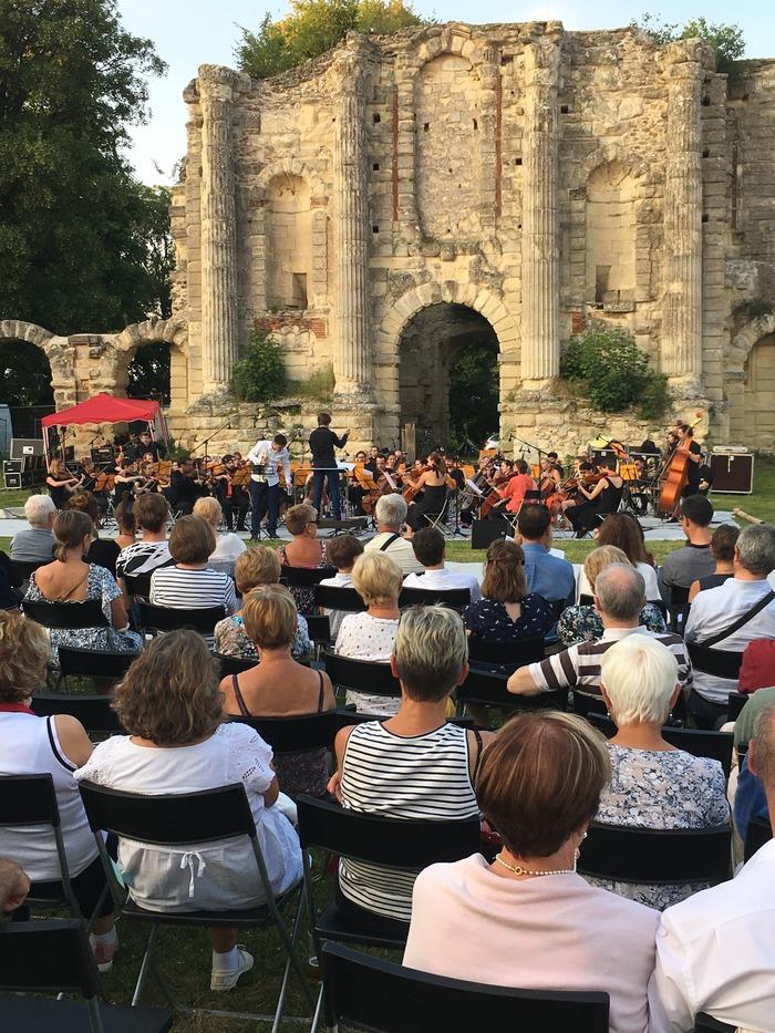 Journées du patrimoine 2018 - Concert (classique - jazz - musique de films) d'un ensemble exceptionnel de cors