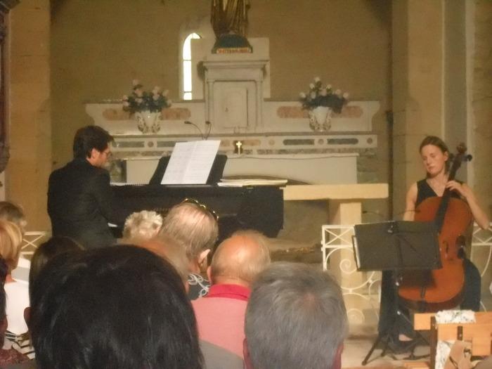 Journées du patrimoine 2018 - Concert classique piano-voix