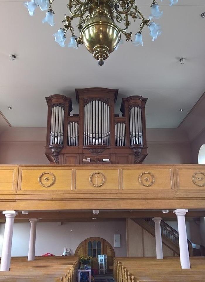 Journées du patrimoine 2018 - Concert à l'occasion des 200 ans de l'orgue de l'église protestante d'Eckbolsheim