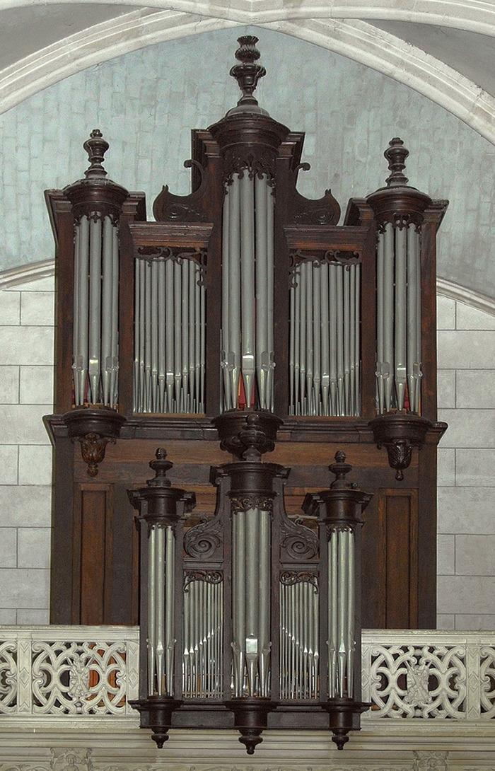 Journées du patrimoine 2017 - Concert d'Orgue à Saint-Florentin