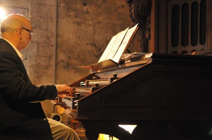 Journées du patrimoine 2018 - Concert d'orgue par Jean Malandin