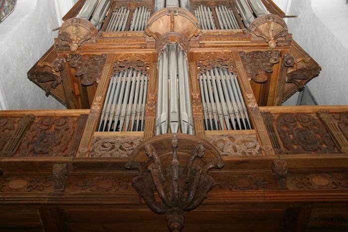 Journées du patrimoine 2018 - Concert d'orgue à l'église Saint-Thomas-de-Cantorbery