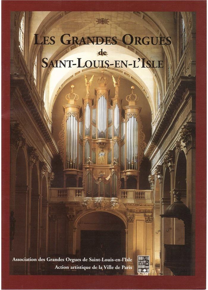 Journées du patrimoine 2017 - Concert d'orgue