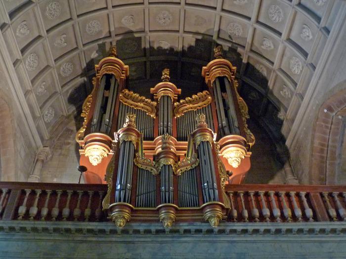 Journées du patrimoine 2018 - Concert d'orgues - Eglise Saint Gildas