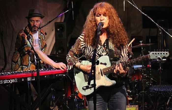 Journées du patrimoine 2018 - Concert de blues avec le groupe Debbie Bond trio