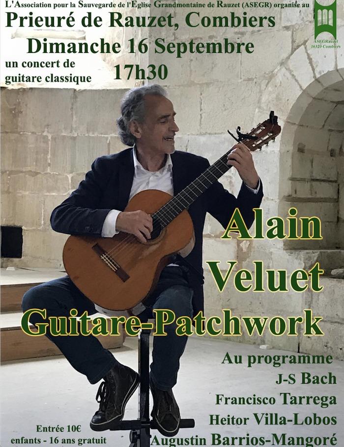Journées du patrimoine 2018 - Concert de Guitare classique