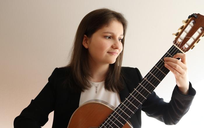 Journées du patrimoine 2018 - Concert de guitare par Cassie Martin