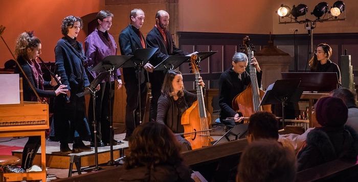 Journées du patrimoine 2018 - Concert de l'ensemble de musique ancienne Dulcis Melodia