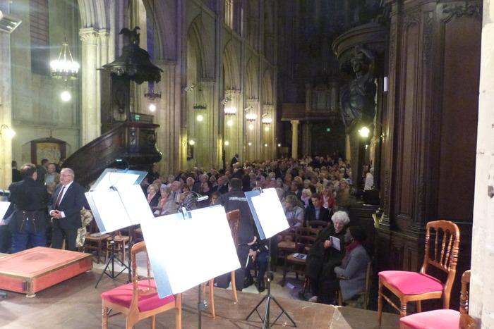 Journées du patrimoine 2018 - Concert de l'Entente Cordiale dans la Collégiale Notre-Dame et Saint-Laurent