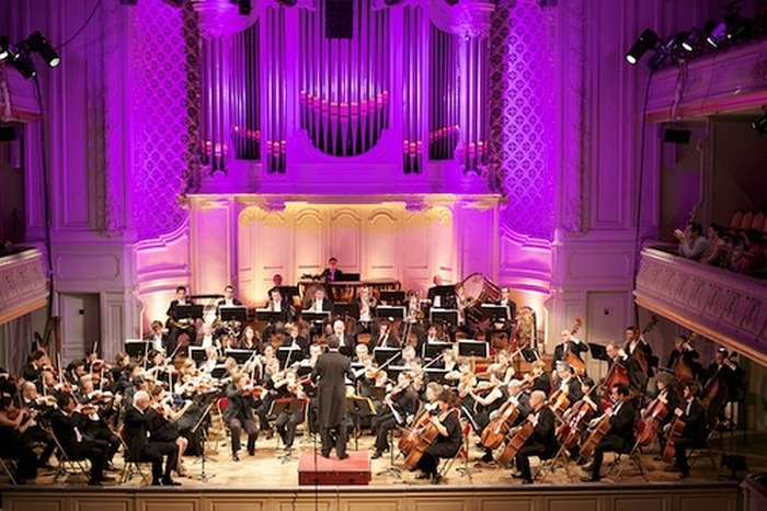 Concert de l'Orchestre EDF