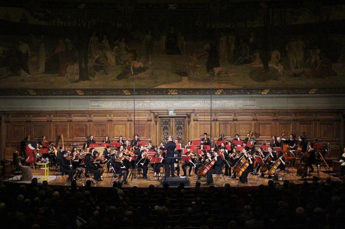Journées du patrimoine 2018 - Concert de l'Orchestre et chœur des universités de Paris