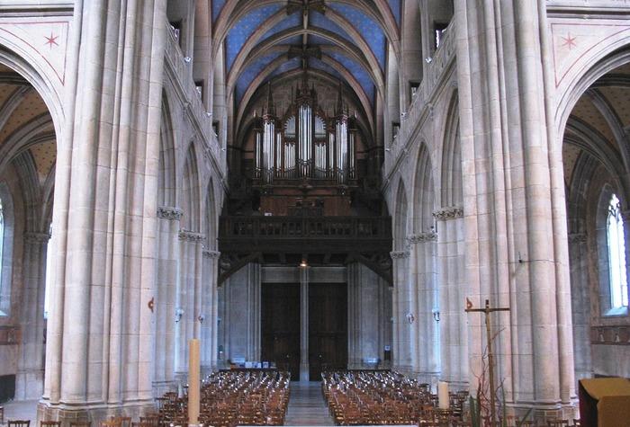 Journées du patrimoine 2018 - Concert à la cathédrale de Belley.