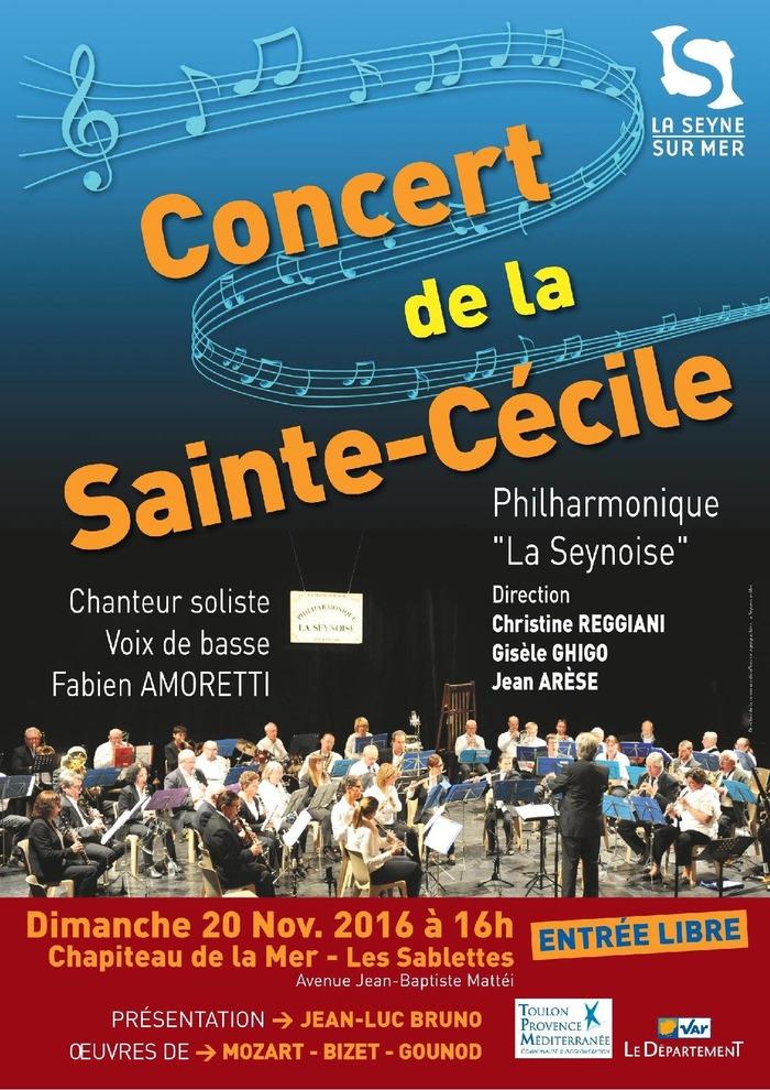Concert de la sainte c cile pour la ste c cile le - Salon studyrama toulon ...