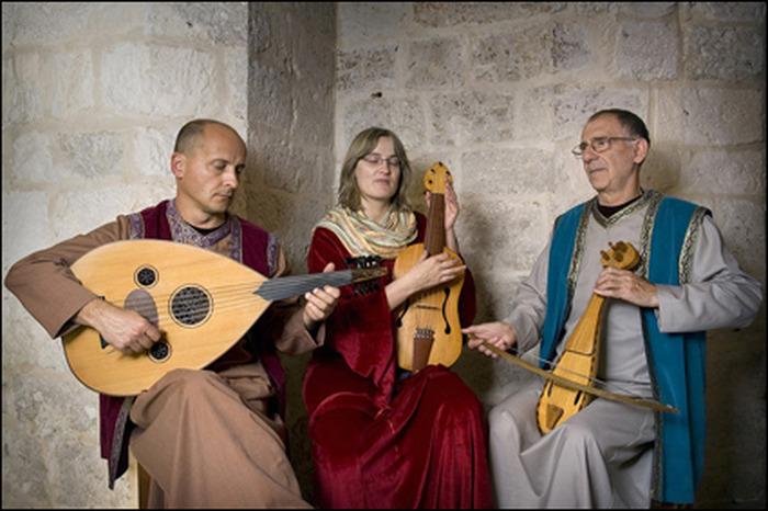 Journées du patrimoine 2018 - Concert de musique médiévale.