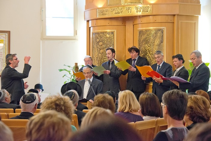 Journées du patrimoine 2017 - Concert de musique traditionnelle juive