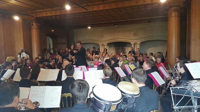 Journées du patrimoine 2018 - Concert de musique variée au château de Ripaille