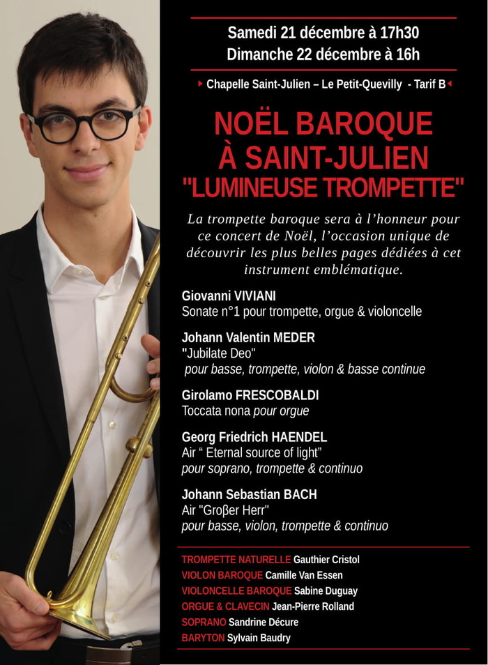 Concert de Noël baroque