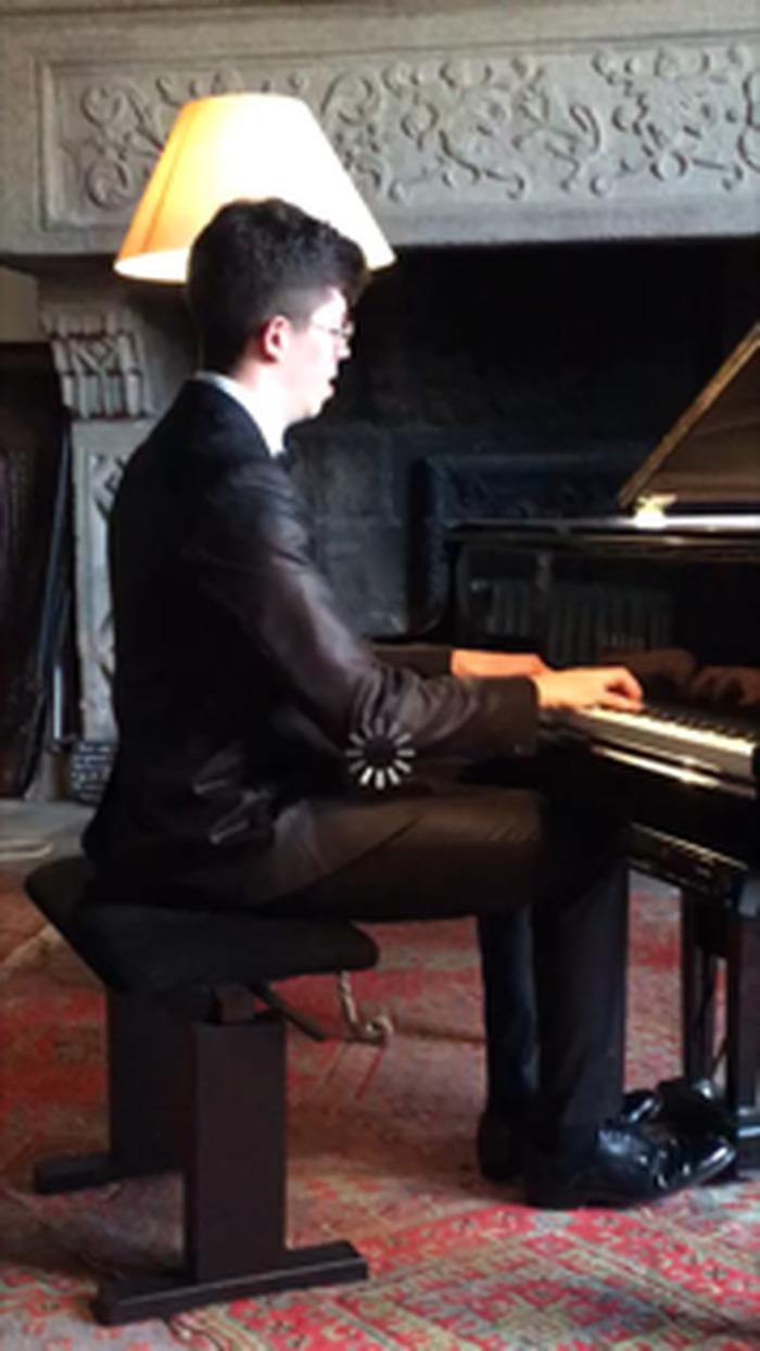 Journées du patrimoine 2018 - Concert de piano