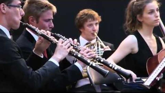 Journées du patrimoine 2018 - Concert de quintette à vent