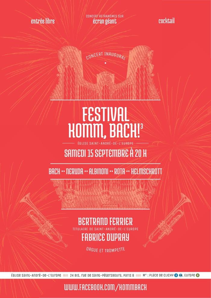Journées du patrimoine 2018 - Concert découverte orgue et trompette
