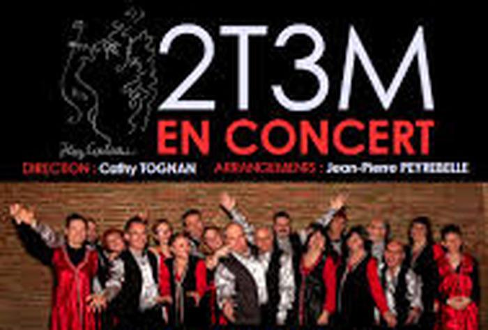 Journées du patrimoine 2018 - Concert des 2T3M