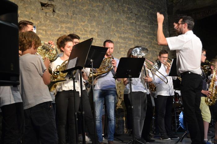 Concert des cuivres du conservatoire Ardenne Métropole