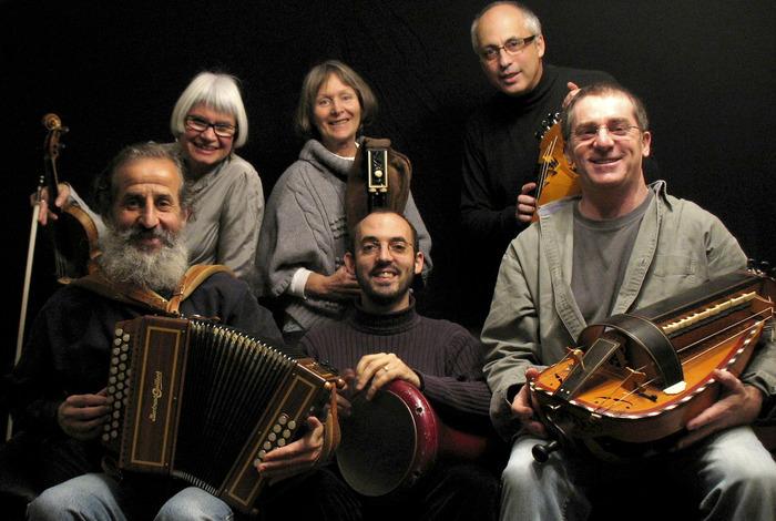 Journées du patrimoine 2018 - Concert « DINS LO BÒSC D' ARDENA » par « Roule…et ferme derrière ! »