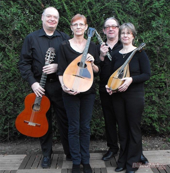 Journées du patrimoine 2018 - Concert : Divertimento au musée des Avelines