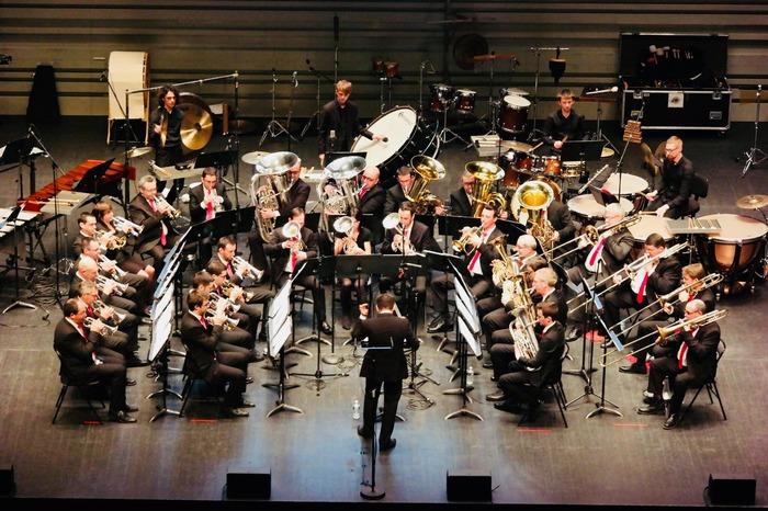 Journées du patrimoine 2018 - Concert du Brass Band des Pays de la Loire