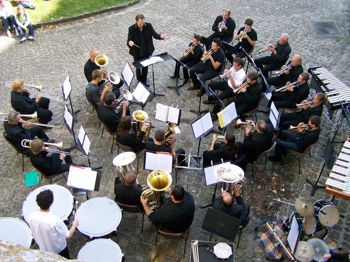 Journées du patrimoine 2018 - Concert du «Brass Band du Laonnois»